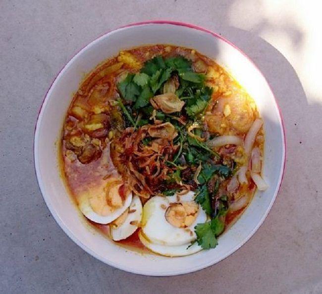 How to Cook Burmese Mohinga