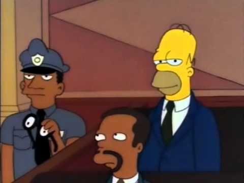 Ah, early Simpsons