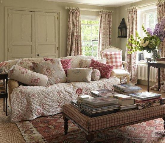 Les 25 meilleures id es concernant style cottage anglais - Maison de campagne en anglais ...