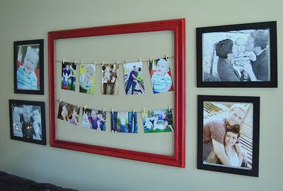 Cheap and Easy to change the pictures up!  I love it!
