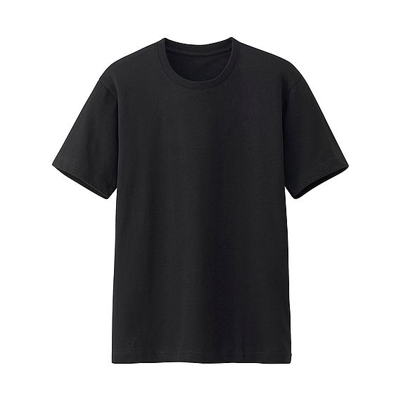 UNIQLO H T-SHIRT COL ROND DRY