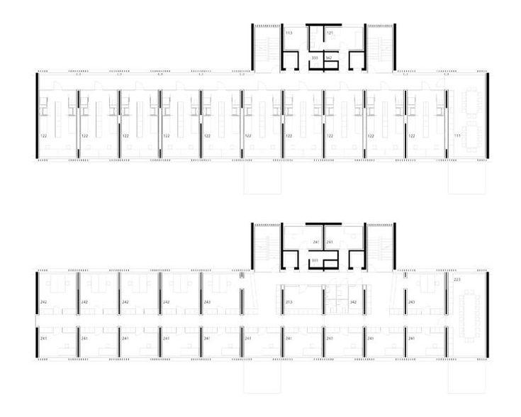 durisch + nolli casa dello studente lugano 2010