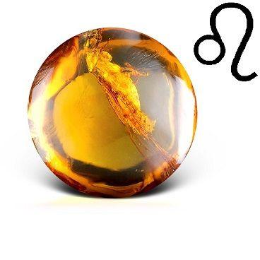 Камни талисманы созвездия Льва     Это камни желтого цвета: янтарь, хризолит, оливин и топаз