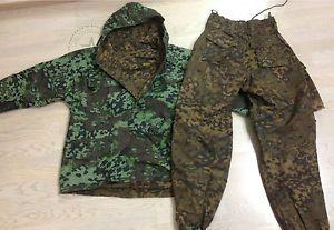 Sposn SSO Partizan M Summer Autumn Pattern Reversible Anorak Sniper Suit | eBay