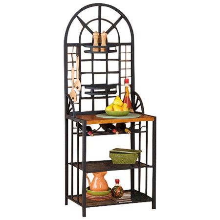 Wayfair Kitchen Sets With Baking Rack