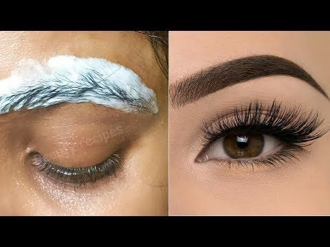 2a362db8fb6 In 5 Days Grow Thick Eyebrows & Long Eyelashes Naturally - Eyebrows &  Eyelash Growth Serum - YouTube