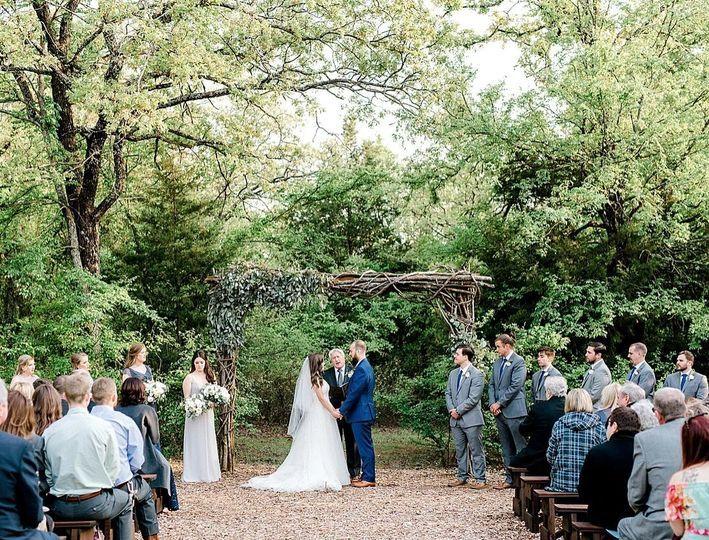 The Grove Venue Aubrey, TX WeddingWire Wedding
