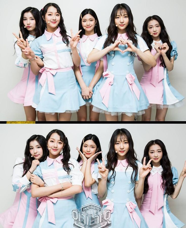 Inkigayo update from PD <2017.06.05> #엘리스 #ELRIS   Visit us at forELRIS.com