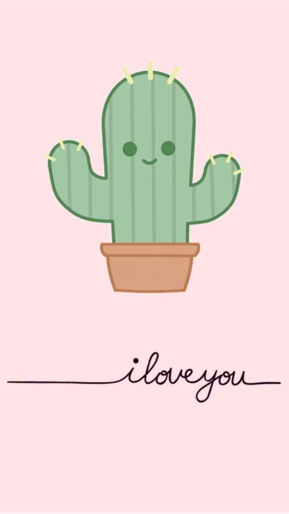 for cute cactus whatsapp