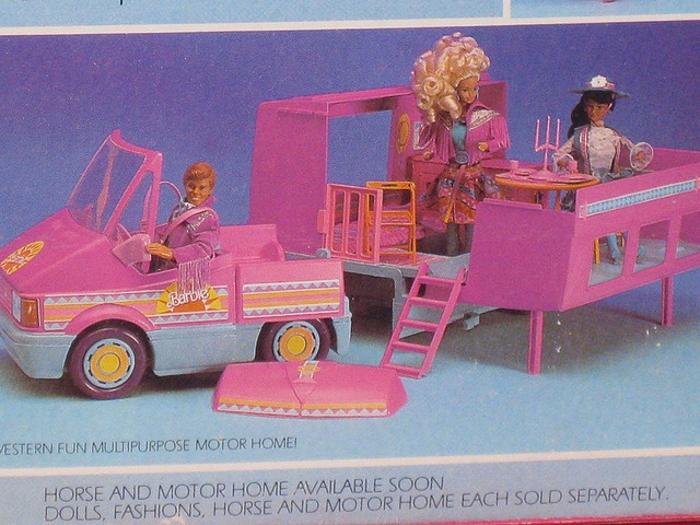 Barbie's Fun Motor Home: 80S, Toy, Childhood Memories, Motor Homes, Fun Motor, 90S, Western Fun, Barbie Western, Memory Lane