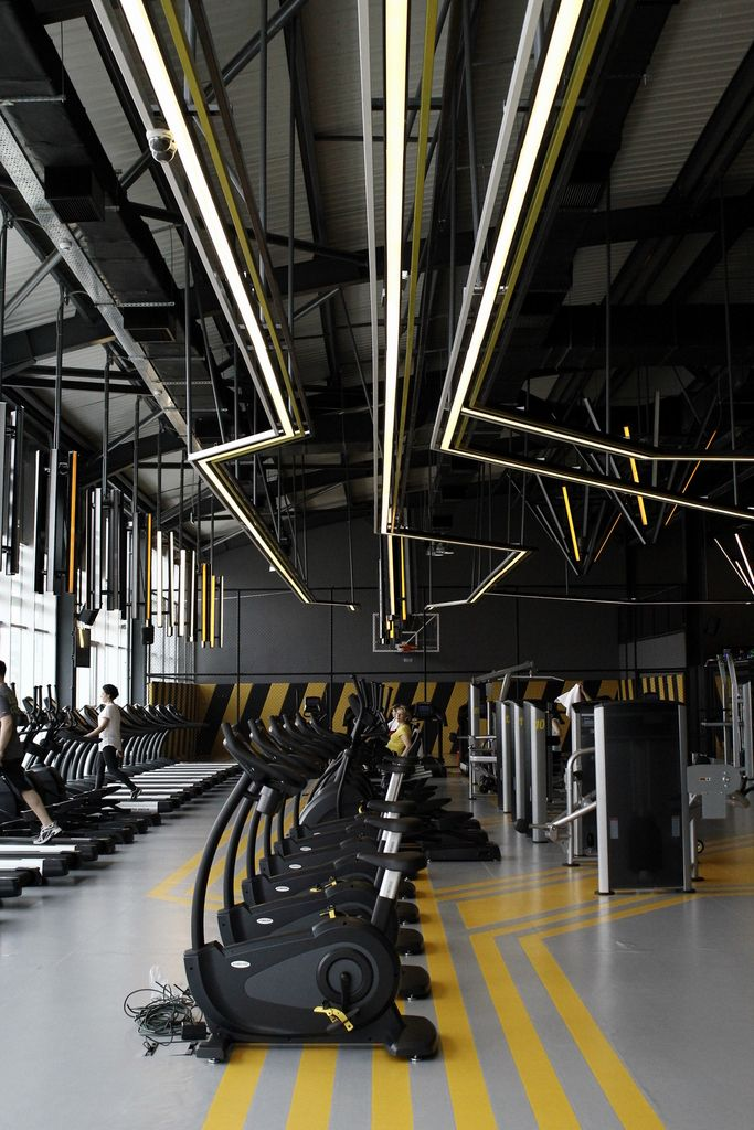 neolife spor merkezi-çayyolu / ankara-34 & co mimarlik