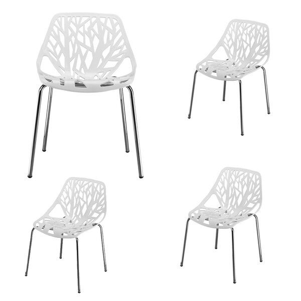 Gerlind Side Chair Side Chairs Dining Dining Chairs Modern Dining Chairs