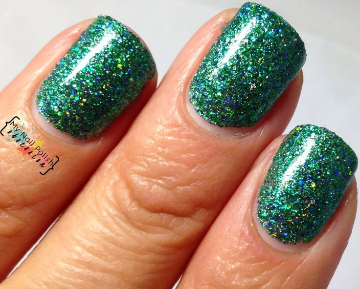 My Nail polish obsession: Lighthouse of Hope Box: Blue-Eyed Girl Lacquer - Never Look Back