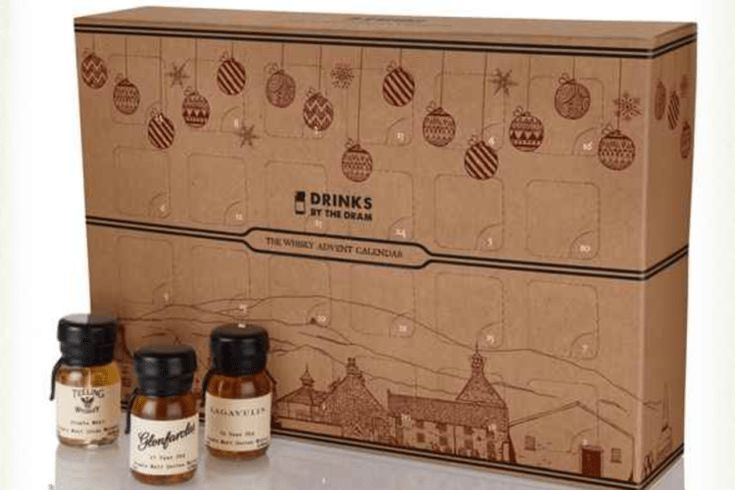 Try A Different Whiskey Every Day In December With This Whiskey Advent Calendar