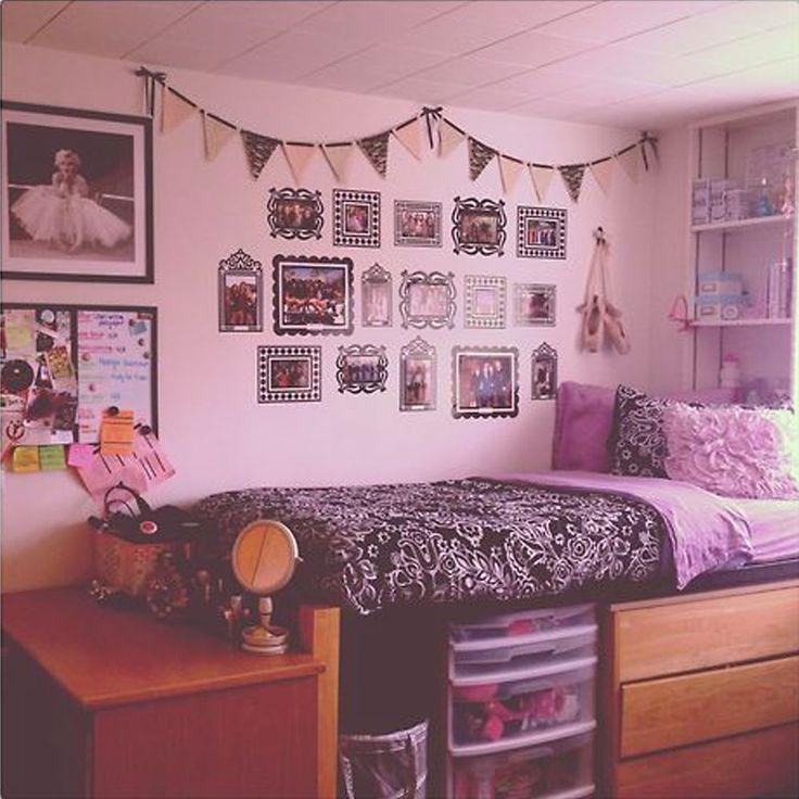 67 best Dorm Love images on Pinterest | Bedroom ideas, College dorm ...