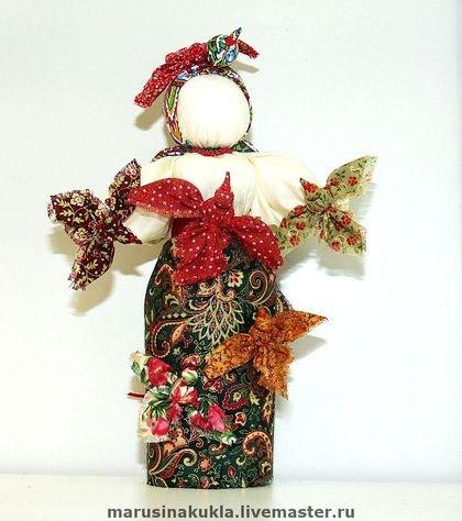 """Народные куклы ручной работы. Ярмарка Мастеров - ручная работа Народная кукла """"Птица - Радость"""""""". Handmade."""