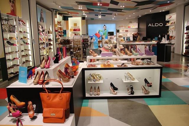 new aldo oxford street store