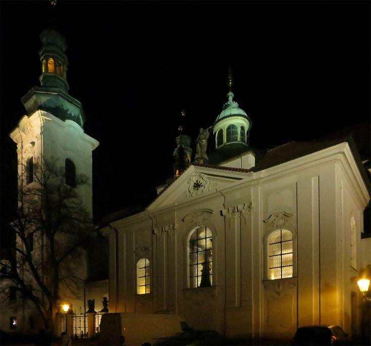 Strahov Monastery is a Premonstratensian abbey founded in 1143 by Bishop Jindřich Zdík, Bishop John of Prague, and Duke Vladislav II. It is located in Strahov, Prague, Czech Republic.