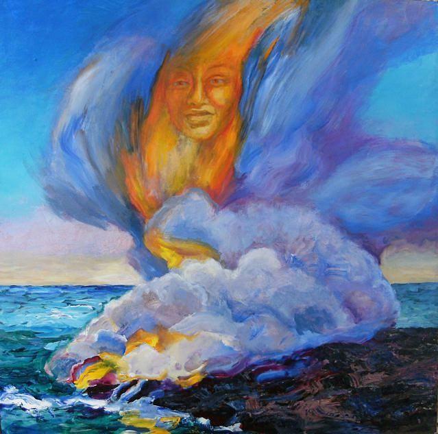 30 Best Hawaiian Goddess Pele Images On Pinterest