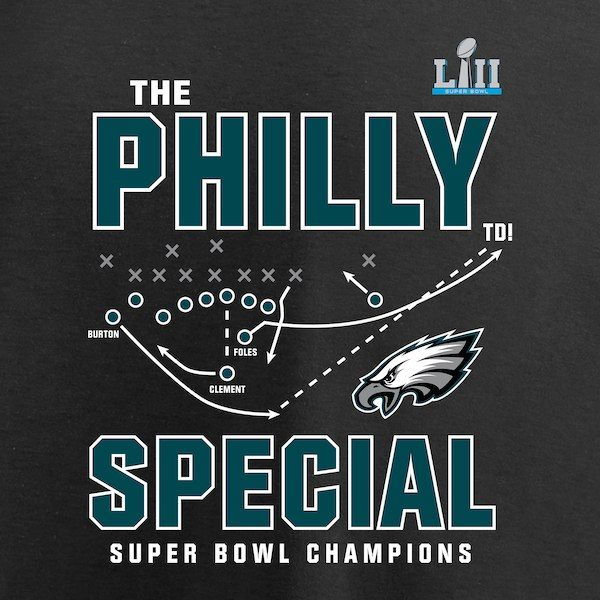 The Philly Special Philadelphia Eagles Super Bowl Eagles Super Bowl Philadelphia Eagles