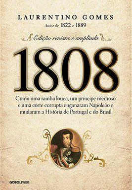 Laurentino Gomes | Un libro vivo, que te ayuda a conocer mejor la historia de Brasil.