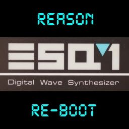 Ensoniq ESQ-1 Free Reason Refill | Now available from howtoprogramdrums.com