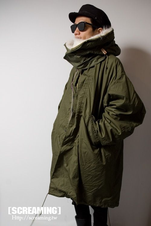 204 best army parka images on Pinterest | Army, Bronze and Camo