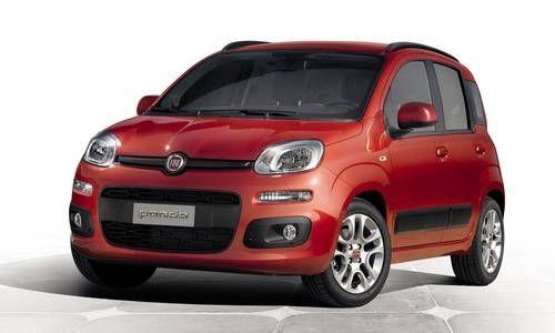 #Fiat  #Panda. Elle a toujours été une voiture dont la conception est guidée par la substance.