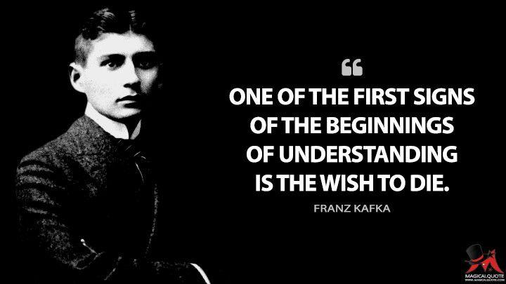 35 True Quotes By Franz Kafka Magicalquote True Quotes Author Quotes Quotes