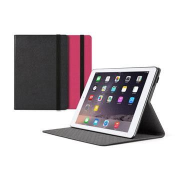 iPad Air 2 iLuv Urban Folio Protective Case w/ Stand - iMobile-Wireless.com | iLuv Urban Folio Case for iPad Air 2 provides your iPad with the 360-degrees protection it needs to make it through your busy day. Make full use of your iPad and also enjoy hands-free video viewing by converting it into a stand.