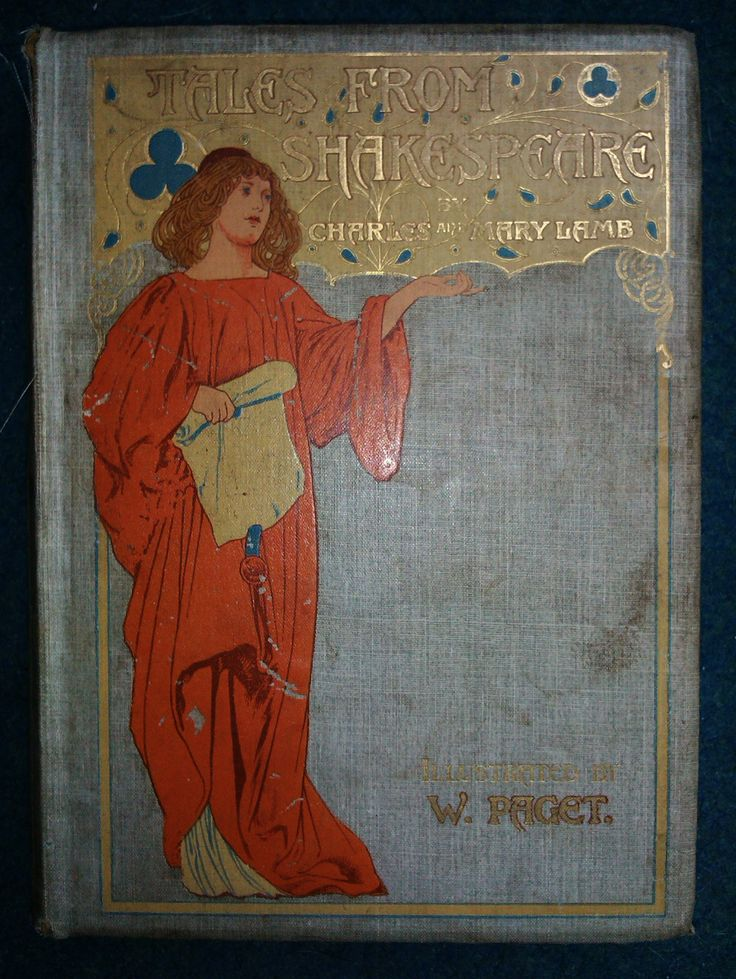 Tales from shakespeare - Charles and Mary Bright - E.P.Dutton & Co. 1901