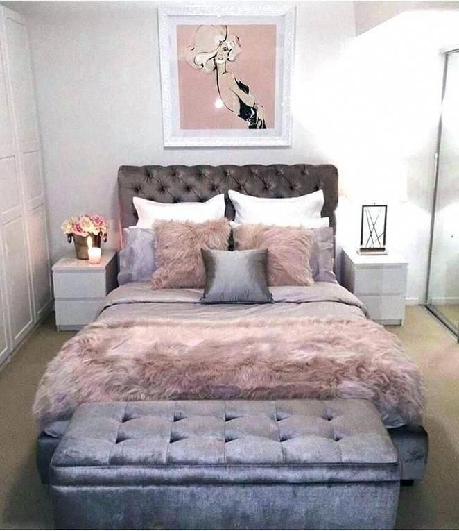 Pin On Grey And Pink Bedroom Ideas