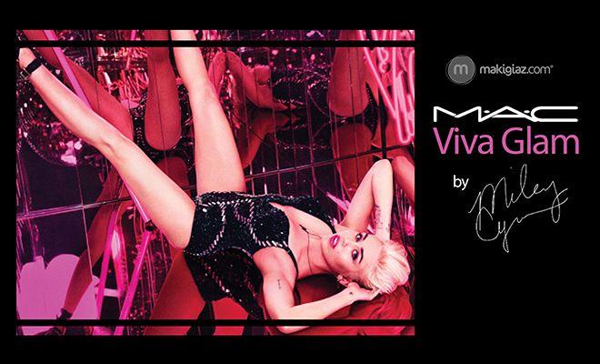 MAC Viva Glam by Miley Cyrus  English Article http://makigiaz.com/blog/viva-glam-miley-cyrus-en/  Greek Article http://makigiaz.com/blog/viva-glam-miley-cyrus/