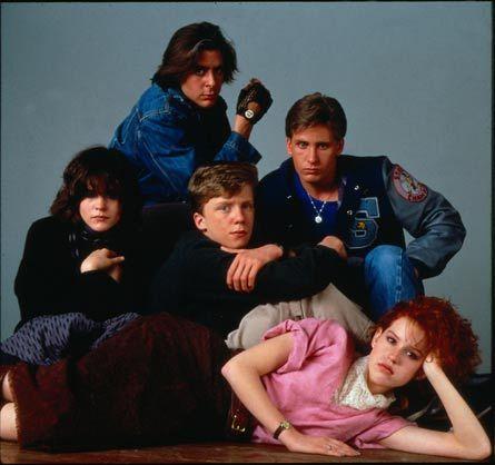 1985 movie: The Breakfast Club