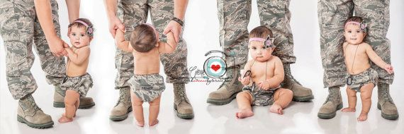Military diaper cover Army Marine Air fore Acu by CrazyCraftHeaven, $13.00