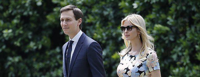 Jared Kushner e Ivanka Trump
