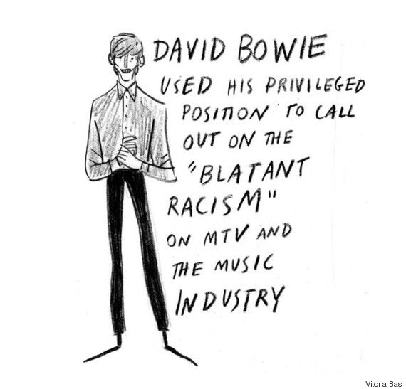 An Illustrated History of David Bowies Profound Influence�|�SparkNotes