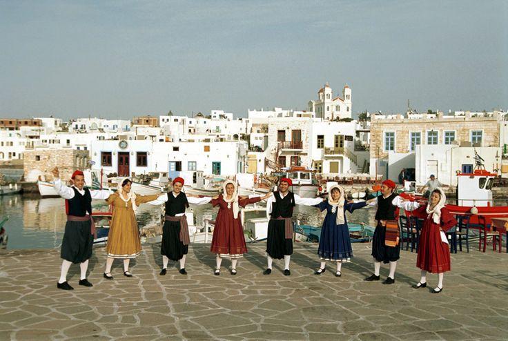 Traditional Paros Dances #Paros #Naoussa #AKS