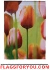 Tulips Garden Flag - 2 left