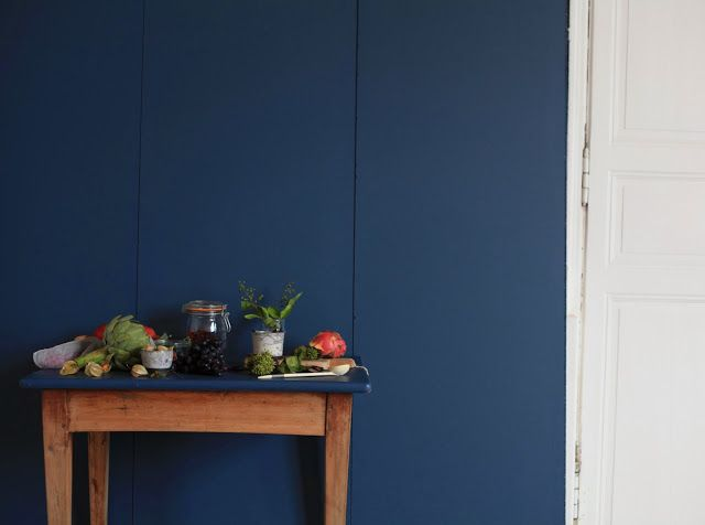 Peinture Stiffkey Blue Farrow And Ball Dining Room