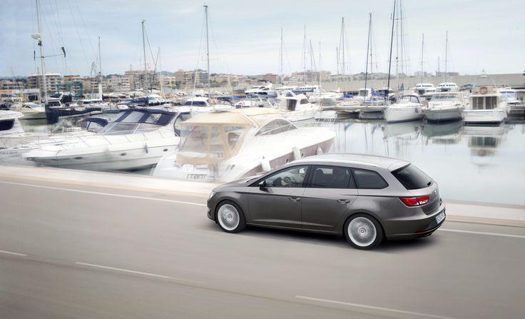Der neue SEAT Leon ST - jetzt bei deinem SEAT Partner