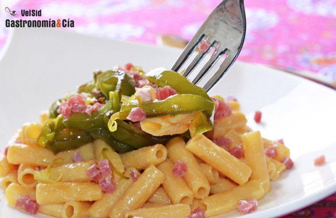 Pasta De Lentejas Rojas Con Pimientos Fritos Y Jamón Un Plato Irresistible Receta Pimientos Fritos Recetas Comida Rapida Lentejas