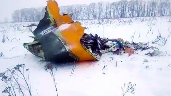"""Two Russian citizens set to testify against Hillary Clintonhave been killed in an """"inexplicable"""" plane crash in Moscow, according to reports."""