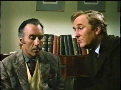 Christopher Lee, La escalera de la locura (1973)