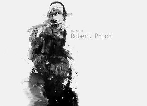 Ένας διαφορετικός Street Artist! Τέχνη στους Τοίχους απο τον Robert Proch!