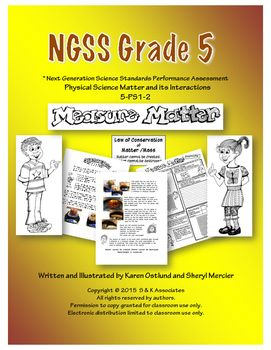 Best Ngss Grade  Performance Assessments Images On
