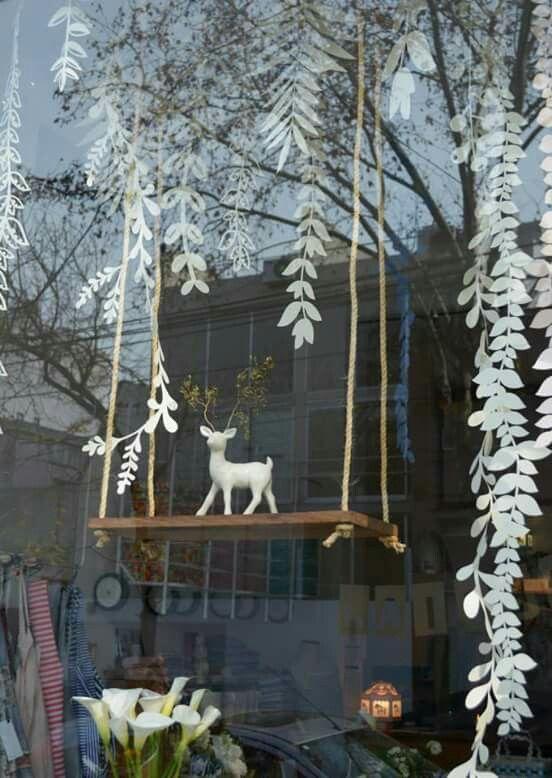 Best 25+ Christmas window display ideas on Pinterest ...