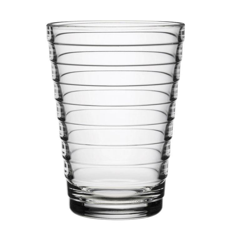Aino Aalto Drinking Glass Clear, Iittala