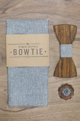 Check out Two Guys Bow Tie Co.'s unique handcrafted wooden bow ties and lapel flowers.  Wooden Bow Ties - Two Guys Bow Ties #twoguysbowties #woodenbowtie #madeinamerica #lapelflower