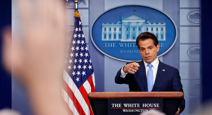 Maybe Trump Should Have Checked Scaramucci's Twitter Feed Before Hiring Him – Mother Jones